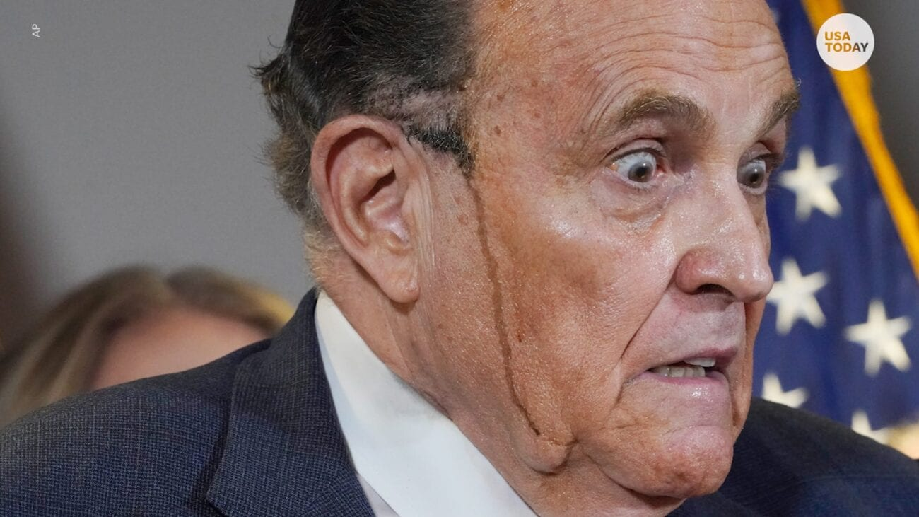 Rudy Giuliani is back in the news for another unsuccessful press conference turning him into a meme on Twitter. Check out the best ones here.