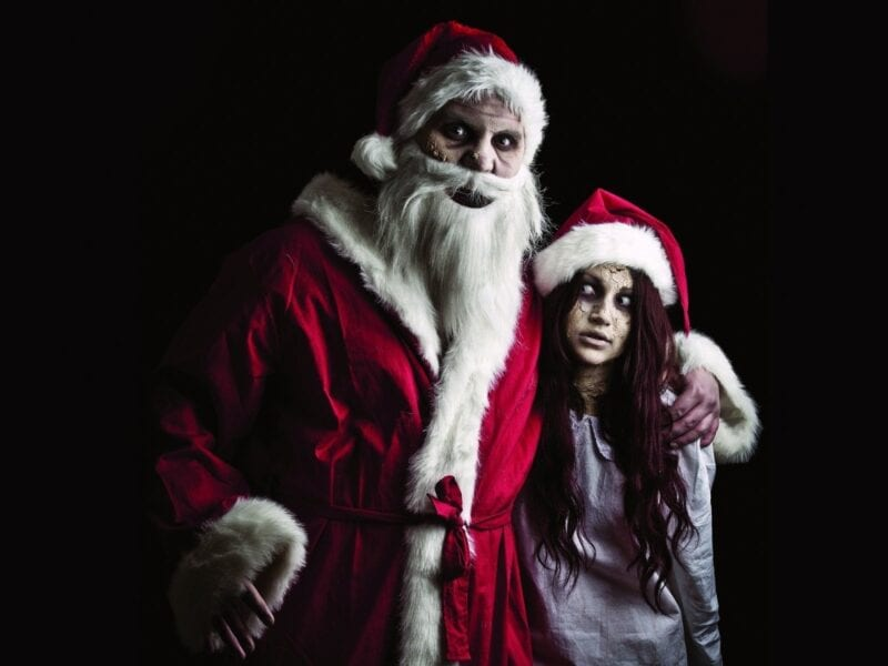 While you unlearn the fantasy of a kind St Nicholas, here are some killer Santa Claus movies - pun intended – to match the horror of 2020.