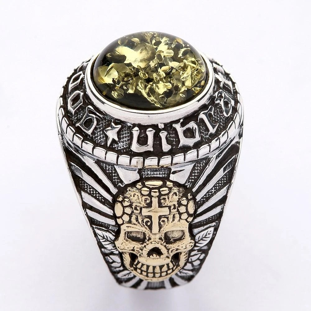 Skulls are an important symbol in various cultures, and find their way onto various pieces of jewelry. Find yourself the perfect piece of skull jewelry.
