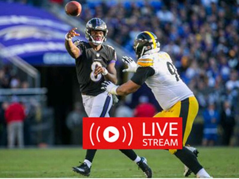 If you want to watch the Baltimore Ravens vs Pittsburgh Steelers NFL game then look no further; these are the best places to catch the game.