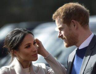 The latest news on Prince Harry and Meghan Markle is that their marriage is on the rocks. What does Prince Philip have to say?