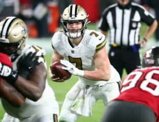 Media outlets are calling Taysom Hill the Swiss-army knife of the NFL. Why are fantasy football news fans so upset about it?