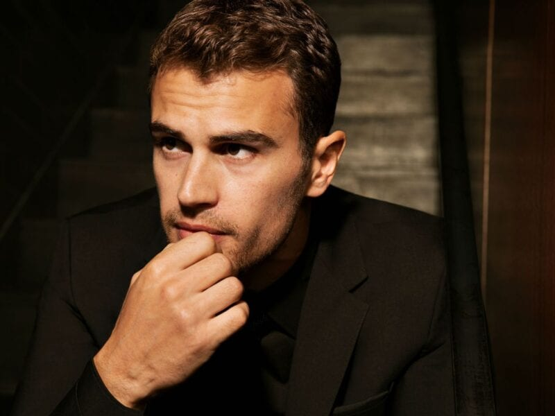 What's next for Theo James? Could he be appearing in any more movies? Here's everything you need to know about his latest project 'Archive'.