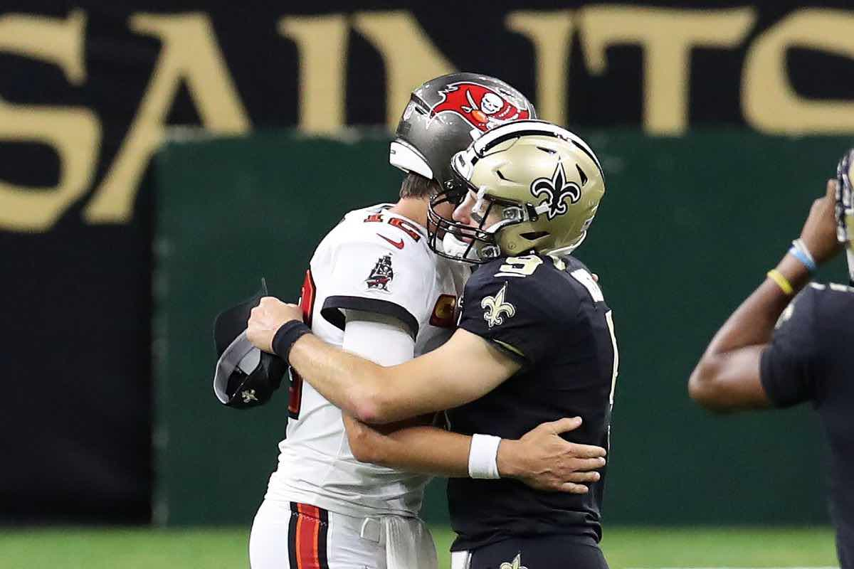 Tom Brady and the Tampa Bay Bucs are finally getting to take on the Saints again. Read here how to check out the legendary rematch.