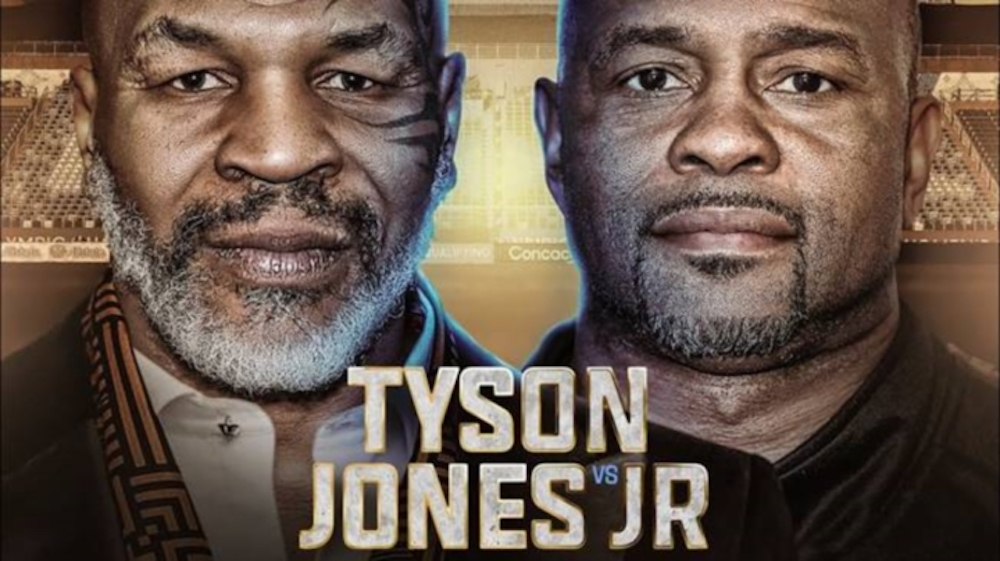 Mike Tyson vs Roy Jones Jr. Fight is one of the most greatest boxing event in the world. Here's how you can watch it live.
