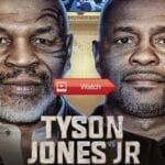 Fans can't wait to see the wins pay-per-view fight between the legends Mike Tyson will meet Roy Jones Jr.. Here's how to watch online.