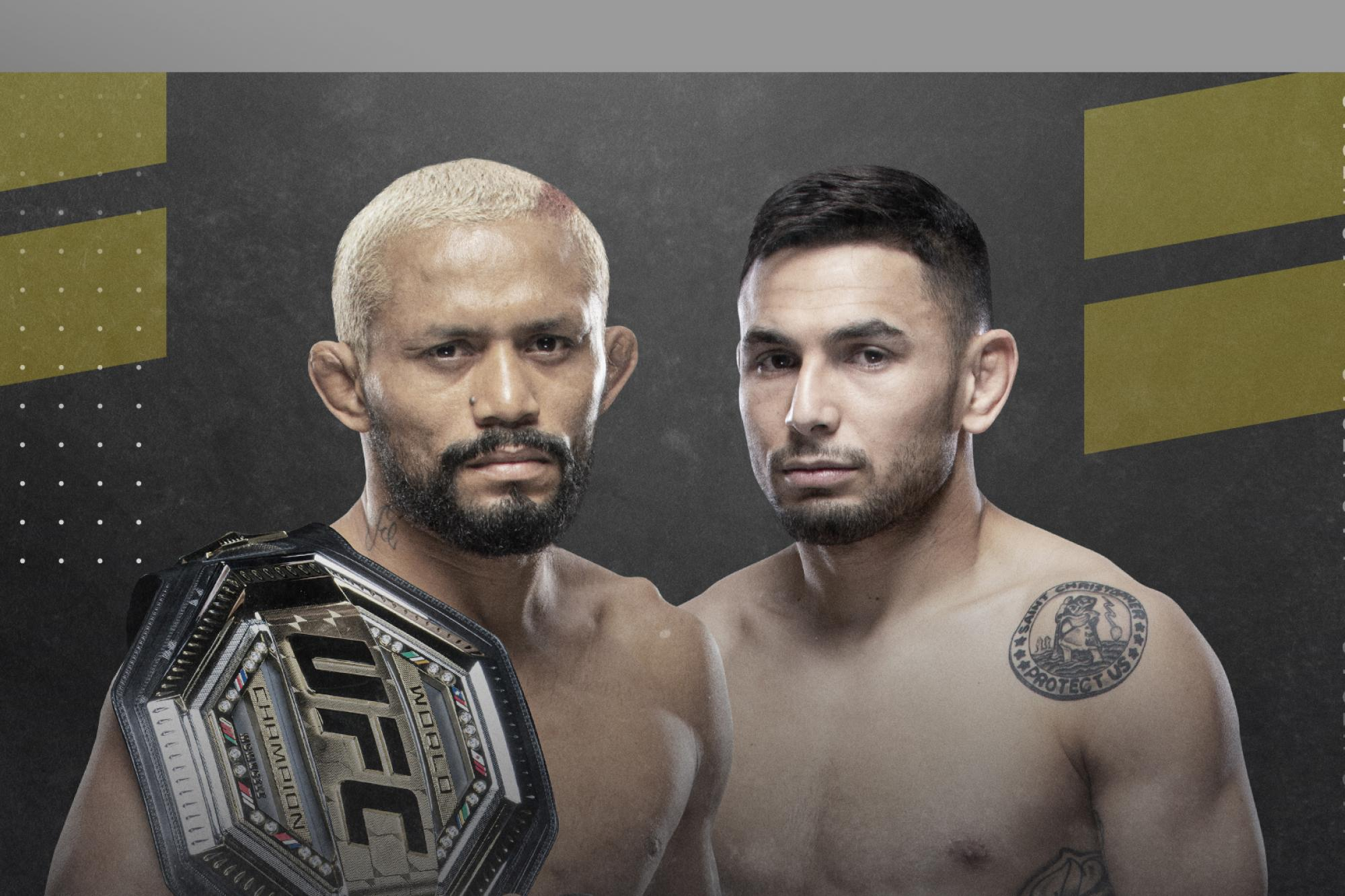 You don't want to miss UFC 255 live. Check out the best places to watch all the matchups.