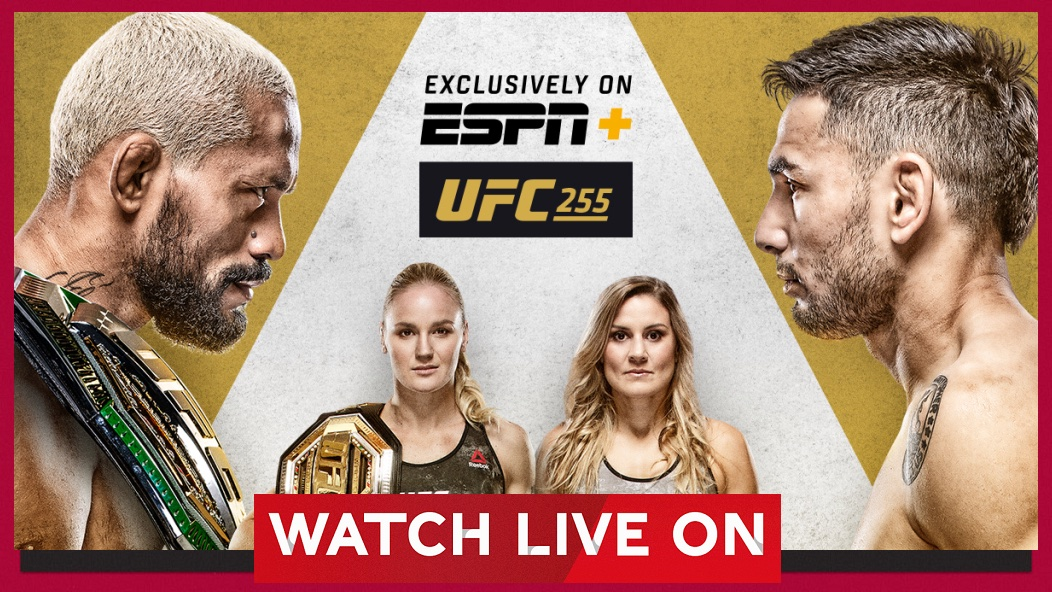 Las Vegas will play host to a thrilling night of MMA at UFC 255 on Saturday. Here's how to watch the live stream on Reddit.