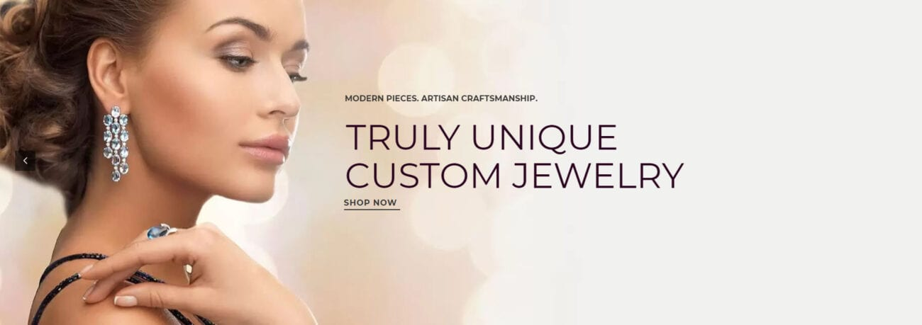 If you're looking to gift something special this year you might want to consider buying some personalized jewelry from Valeria Custom Jewelry.