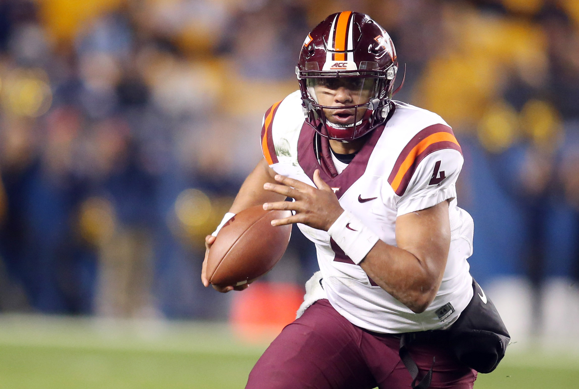 Check out where to live stream the football game between Virginia Tech and Pittsburgh today.