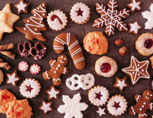 It's never too early for holiday baking! Start feeding your Christmas cravings with these festive cookie recipes.