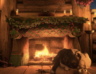From Disney+ to Nick Offerman, here are all the best Yule log videos to put on in the background for a cozy Christmas feeling.