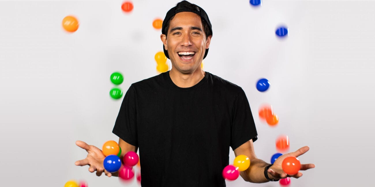 Zach King found success using his talents on massively successful social media app, TikTok. Here's why you should be watching.