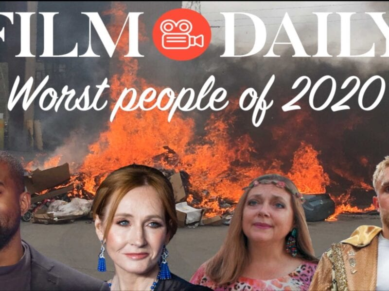 2020 has been awful, but there are just some people who made it that much worse. Here's Film Daily's hot take about who ruined 2020.