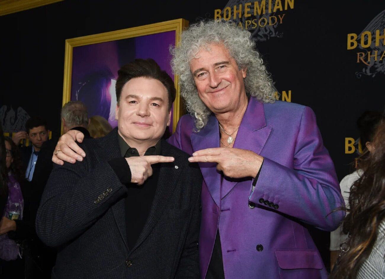 """Brian May revela que a Freddie Mercury le gustó la escena de """"Bohemian Rhapsody"""" en 'Wayne's World'. Entérate de todo aquí."""
