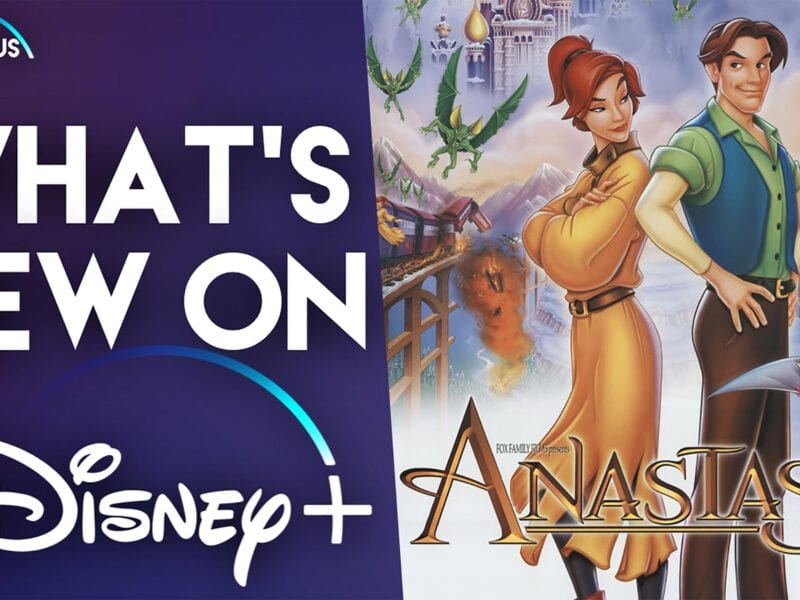 Disney recently bought 20th Century Fox along with it's entire catalog of movies. Is 'Anastasia' now a Disney princess?
