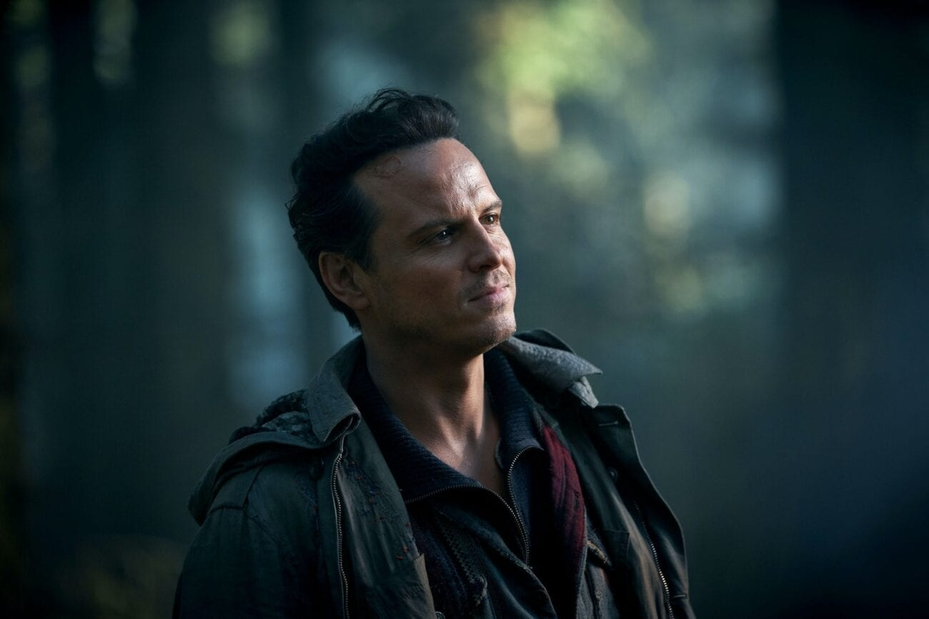 'His Dark Materials' got the okay for a season 3 from HBO, so we're celebrating the only way we know: an Andrew Scott appreciation post.