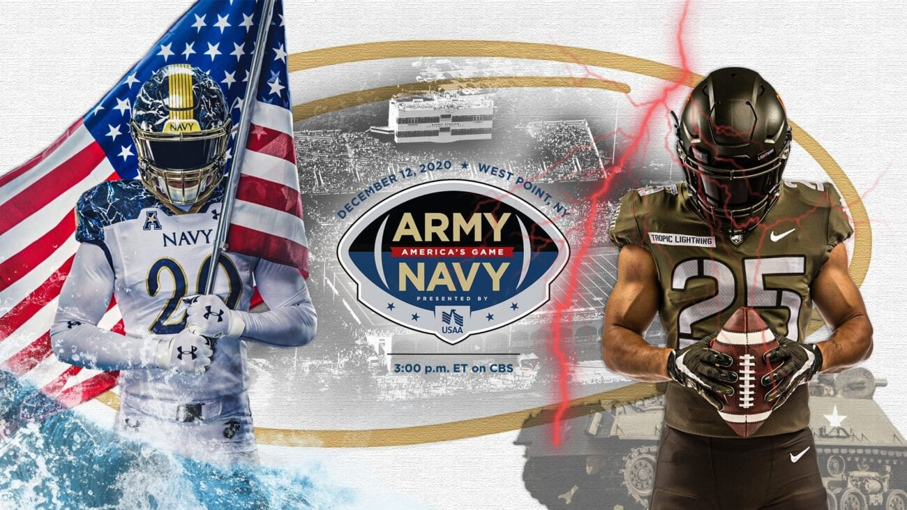 The annual Navy vs. Army game takes place on Saturday, December 12. Take a look at the history and traditions behind the historic rivalry.