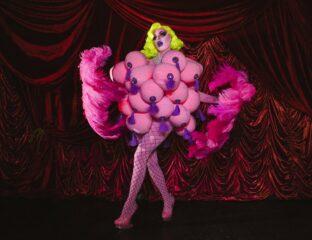Checa nuestra entrevista con Aviesc Who?, la drag queen reinante de la tercera temporada de 'La Más Draga'.