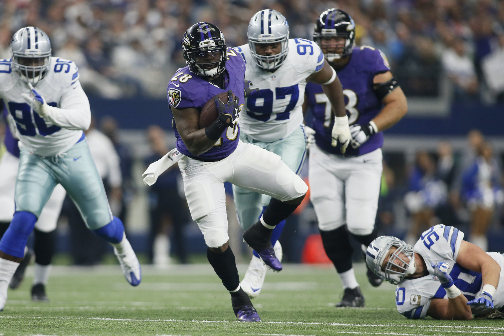 Ready For The Cowboys Vs Ravens Game Try Free Nfl Live Streams Film Daily