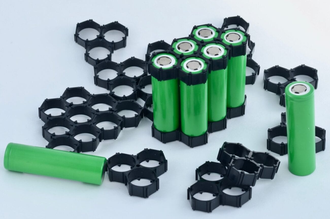18650 batteries require special care. Check out our detailed guide on batteries and how to best handle them.