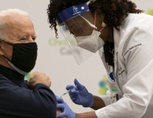 News hit Monday that President-elect Joe Biden received the COVID-19 vaccine on live television along with many other politicians. Find out if Donald Trump will also be following suit soon.