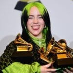 Celebrate the birthday of pop singer Billie Eilish by looking back at her already hugely successful career so far.