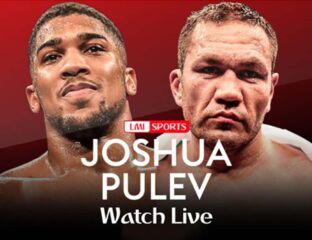 You're not going to want to miss the Joshua vs Pulev fight. Make sure you're ready to stream the match today!