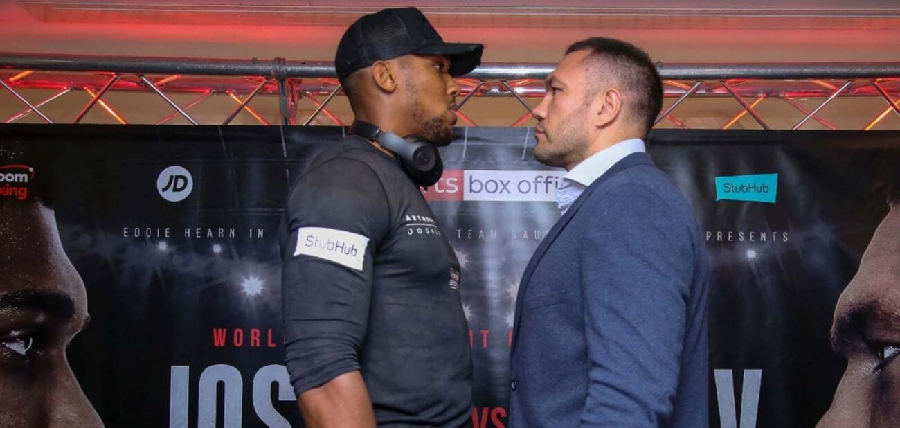 It's fight day! Here we gathered every possible information on how can you watch Joshua vs Pulev live stream, Date, Time, Fight Card and Venue.