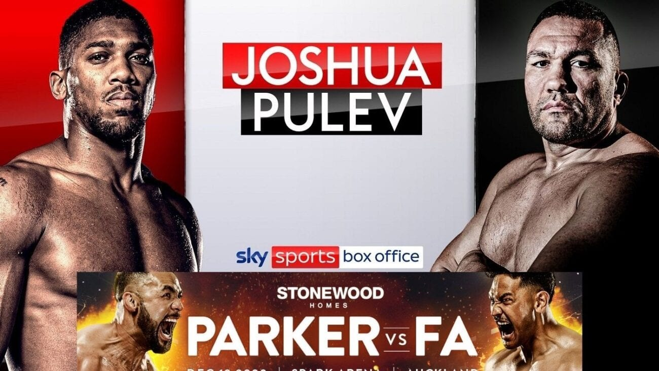 Anthony Joshua gets down to business with Kubrat Pulev from the SSE Arena in London. Check out how to watch the Reddit live stream.