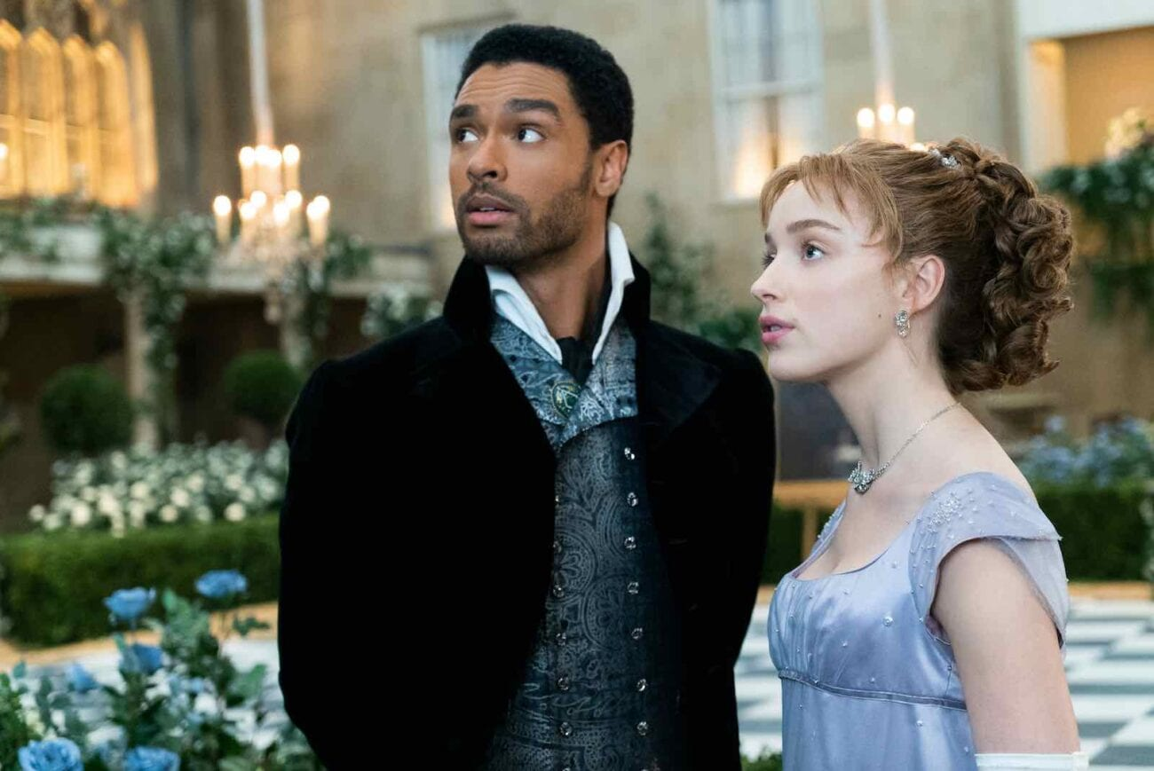 Does the Duke of Hastings from 'Bridgerton' make you blush in adoration? Here's where you can find more of actor Regé-Jean Page and the rest of the cast.