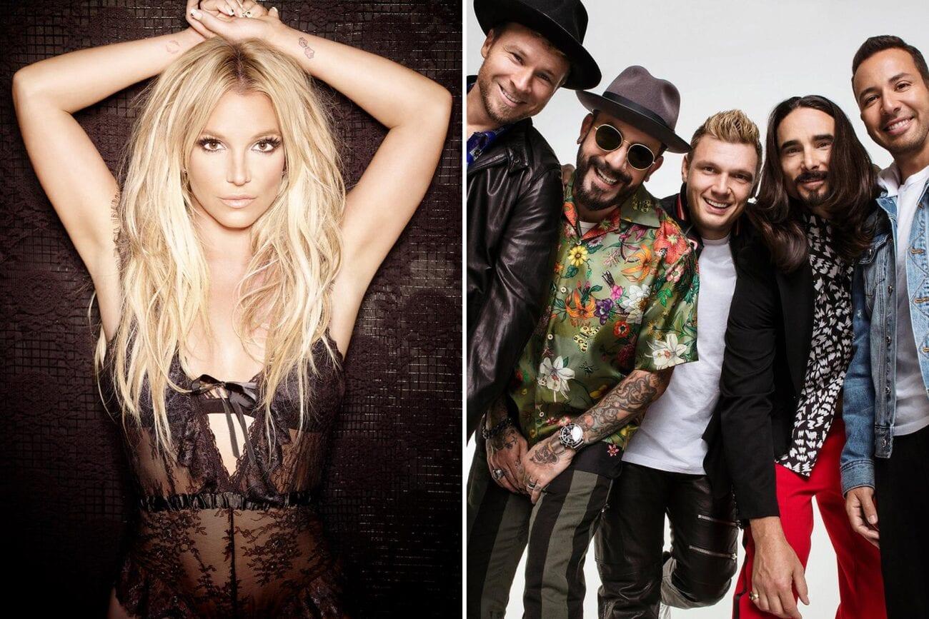 Después de dos décadas, llega la colaboración más esperada. Checa la nueva canción de Britney Spears con Backstreet Boys.