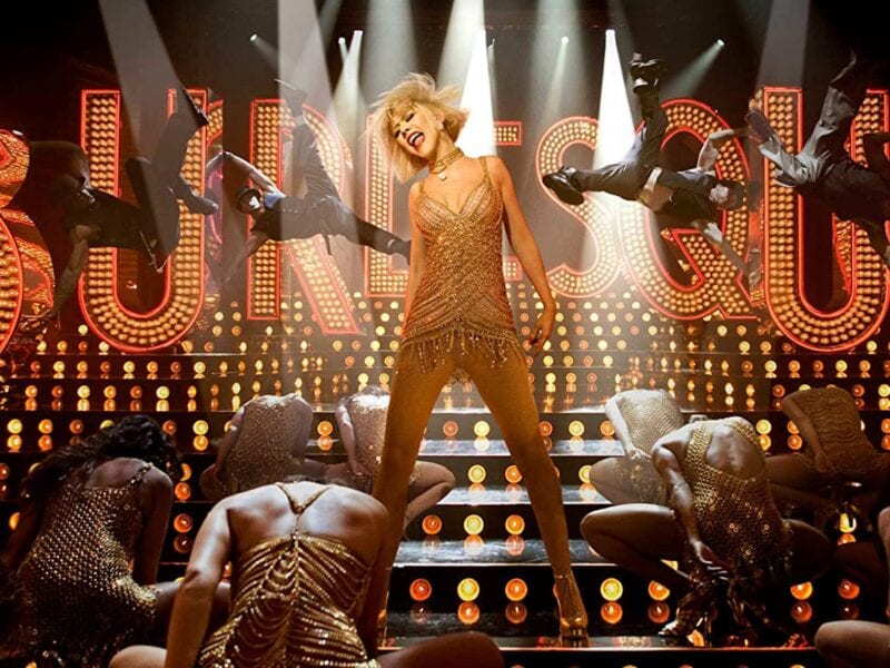 """So wrong, yet it feels so right. Take a look back at the good, the bad, and the ugly of """"Burlesque"""" and relive Christina Aguilera's monstrous performance."""