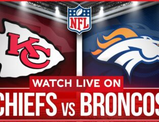 Get ready for Sunday Football by checking out these live streams for the Chiefs vs Broncos.