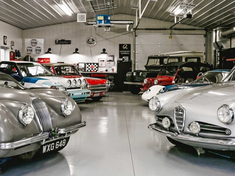 If you're heading on a first date with a girl, pick her up in these classic cars to really win her over.