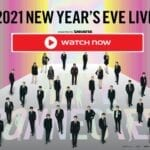 BTS and Justin Bieber are headlining the New Year's Eve 2021 concert. Find out how to live stream the concert for free.