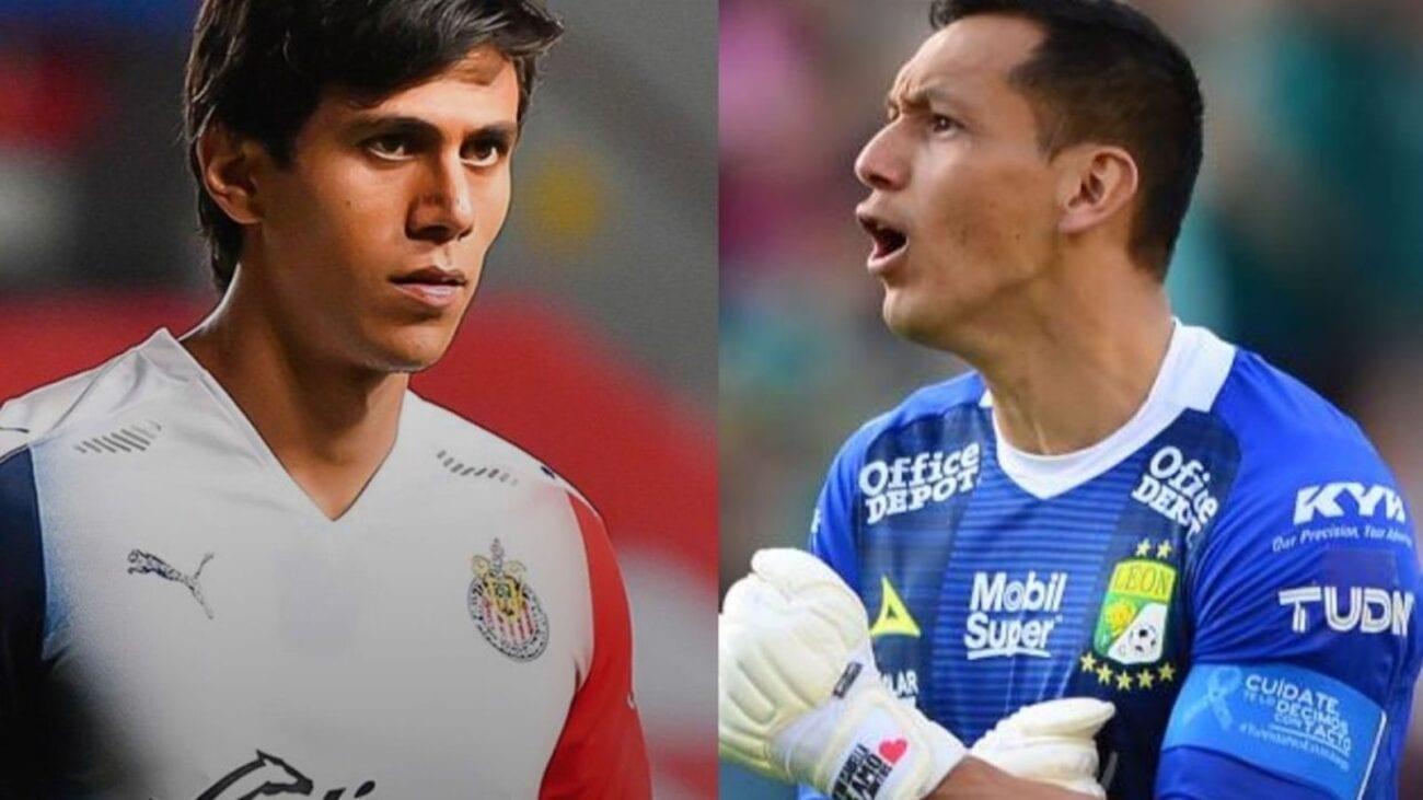 ¿Hubo chanchullo en el partido Chivas vs. León? Entérate sobre el escándalo de Rodolfo Cota y J.J. Macías.