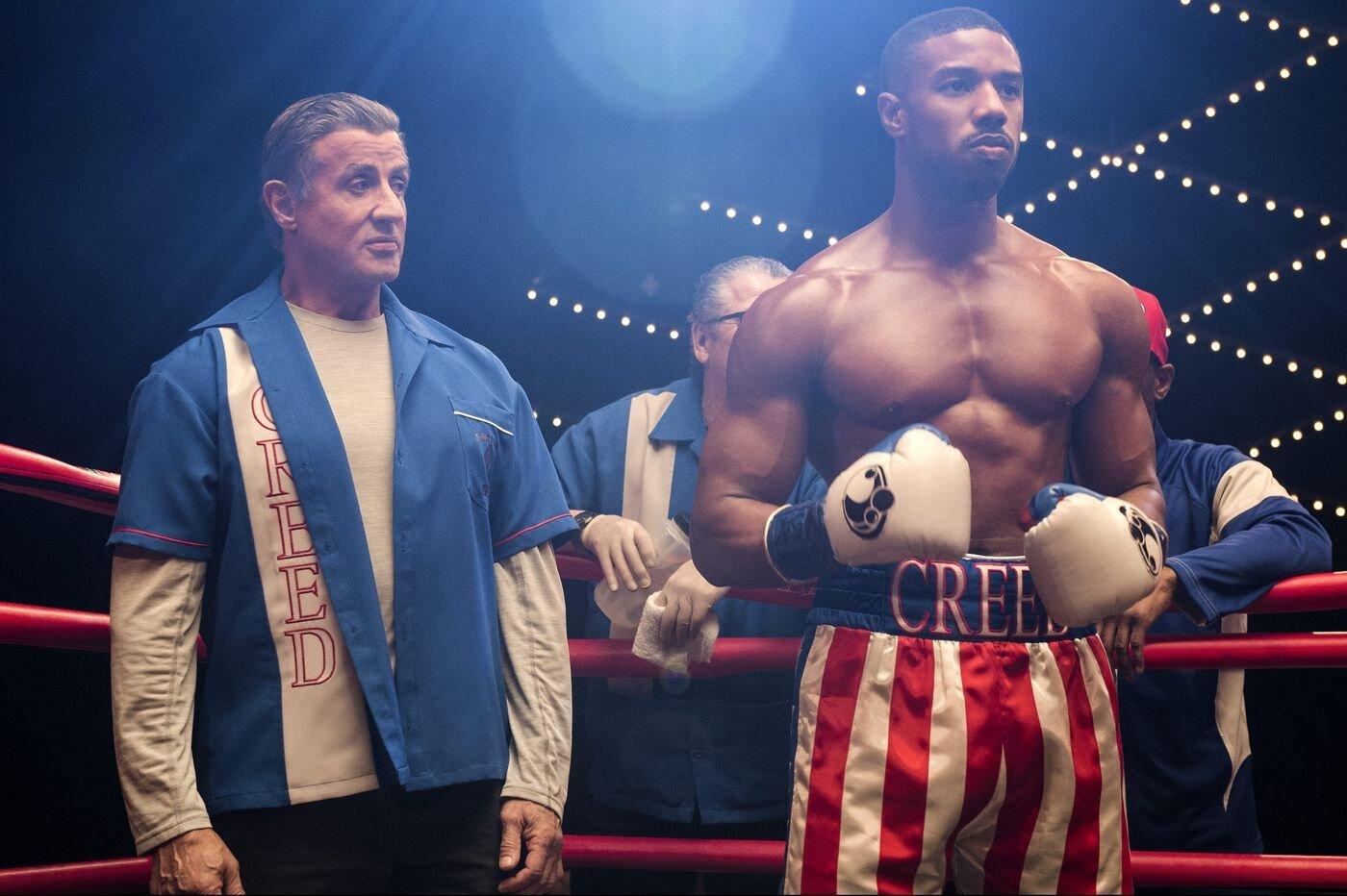 Michael B. Jordan to Direct Creed III , Costar Tessa Thompson Says