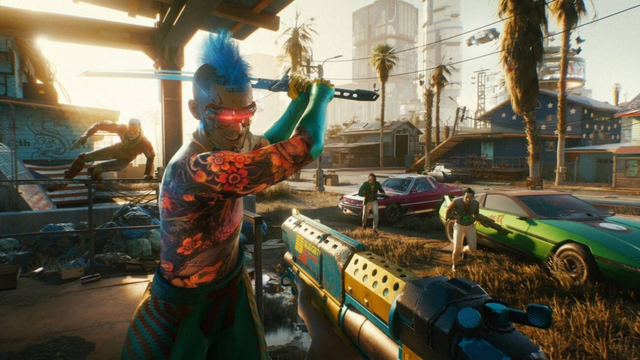 The greatly anticipated and often-delayed 'Cyberpunk 2077' video game release is upon us. Will the customization be a letdown?