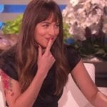 It's been a year since the iconic exchange between Ellen DeGeneres and actress Dakota Johnson on 'The Ellen DeGeneres Show'. Here's what Twitter had to say.