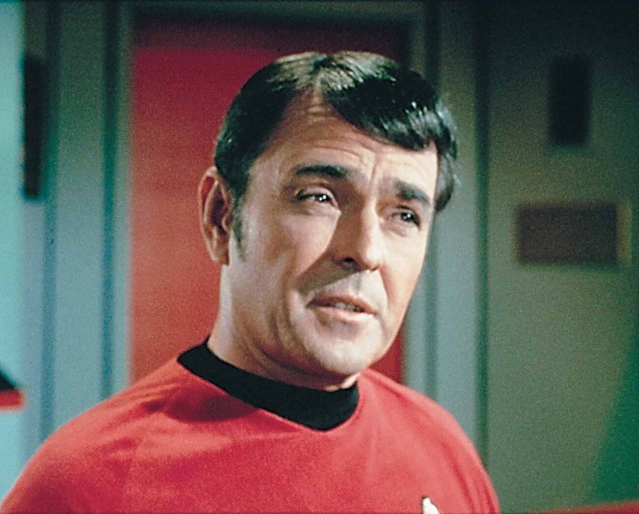 James Doohan may have passed away, but he still got to visit space. Find out how his ashes made it onto the ISS.