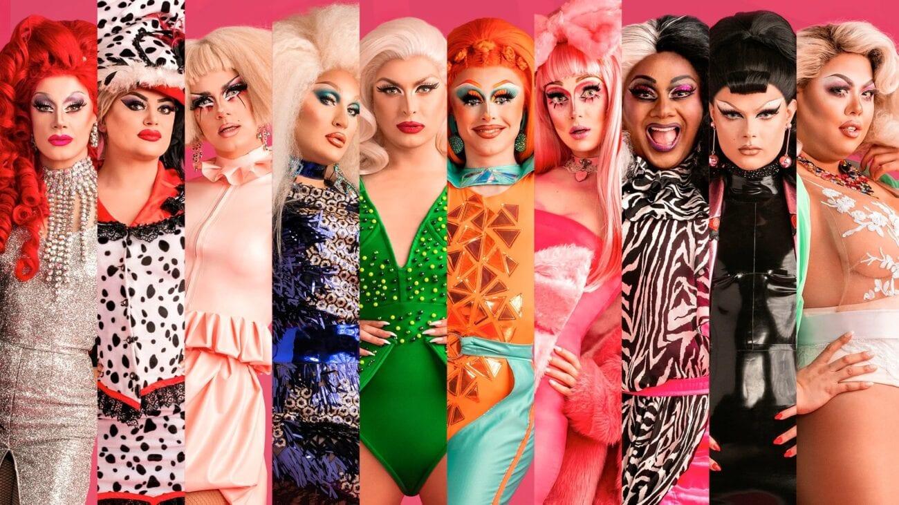 ¿Eres la más fan de los concursos de drag? Checa cómo 'La Más Draga' ha seguido los pasos de 'RuPaul's Drag Race'.