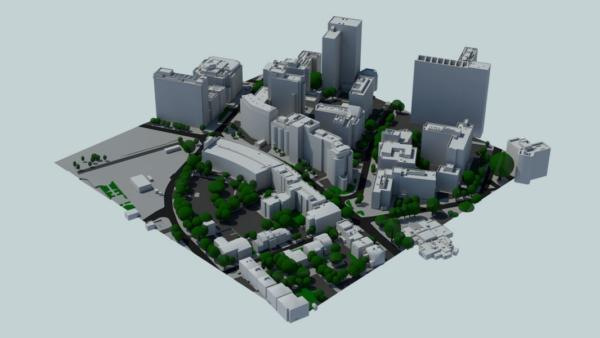 Accucities designed a unique 3D model animation for a doc about coastal flooding. Check out the model here.
