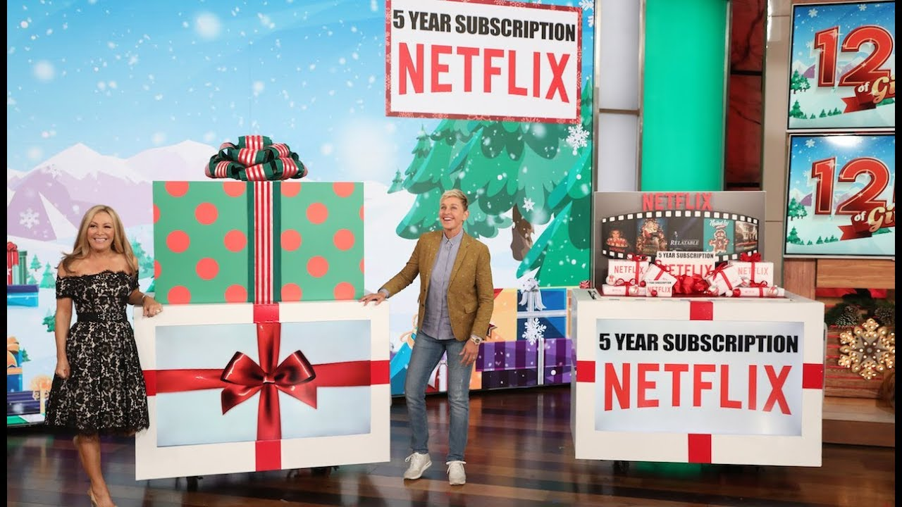 When Is Ellens Christmas Giveaway 2021 Bad Ratings And Ad Bookings Is Mean Ellen Degeneres Finally Canceled Film Daily