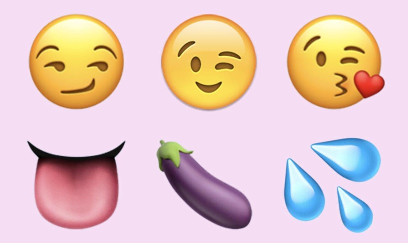 Te decimos el significado real de los emojis para que domines el lenguaje del amor y sextees como les grandes.