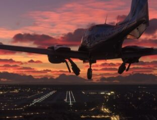 Want to take a holiday trip around the world? Spread your wings and experience 2020's breathtaking 'Microsoft Flight Simulator' in VR.