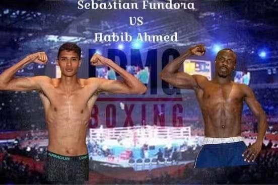 Check out Fundora vs Habib on these free live streams. Here's where you can watch the boxing match tonight.