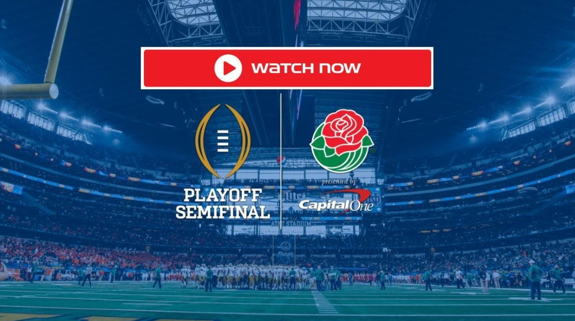 Rose Bowl 2021 is the best way to ring in the new year. Find out how to live stream the football game on Reddit for free.