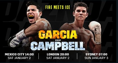 Luke Campbell is taking on Ryan Garcia in the boxing ring. Check out the best ways to live stream the anticipated match of Ryan vs. Garcia.