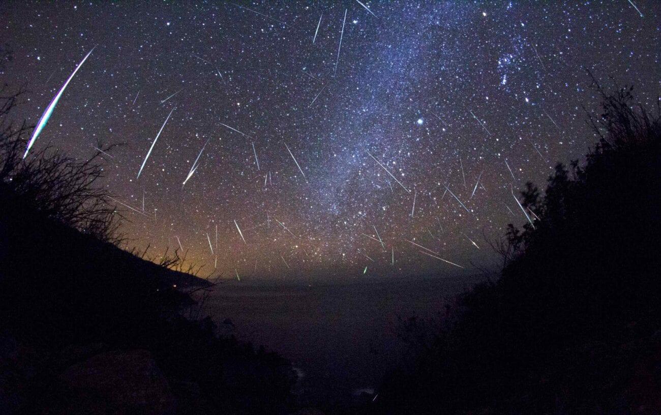 """¿Estás preparado para ver a las Gemínidas? Entérate sobre cómo, cuándo, y dónde ver esta """"lluvia de estrellas""""."""